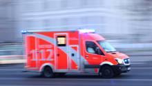 Der Verletzte kam nach der Explosion schwer verletzt in ein Krankenhaus, wo er jedoch verstarb (Symbolbild)
