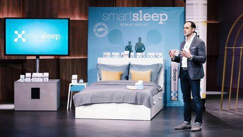 die h hle der l wen smartsleep kann man sich fit schlafen. Black Bedroom Furniture Sets. Home Design Ideas
