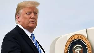 Donald Trump hat keinen leichten Sommer. Bald stehen wichtige Wahlen an - und seinen Ex-Gefährten droht Gefängnis