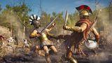 """Assassin's Creed Odyssey  Darum geht's:   Wir geben zu: Bei der wirren, übergeordneten Geschichte, die sich wie ein roter Faden durch die gesamte """"Assassin's Creed""""-Reihe zieht, sind wir schon vor Jahren ausgestiegen. Warum wir mal durch Ägypten, mal durch Jerusalem klettern, ist am Ende aber auch gar nicht so wichtig.  Darum freuen wir uns drauf:   Die Seefahrt kehrt zurück! Wie im vierten Teil der Reihe kann man mit dem Schiff auf Erkundungstour gehen oder zur See kämpfen. Mit dem Ägypten-Teil """"Origins"""" hat Ubisoft der Reihe im vergangenen Jahr neues Leben eingehaucht, der Rollenspiel-Fokus soll in diesem Jahr noch stärker betont werden. Da Odyssey in der Welt der Spartaner angesiedelt ist, kann man nun auch gegen Fantasywesen kämpfen - wir freuen uns schon auf den Kampf gegen die sagenumwobene Medusa!  Dann kommt's:   """"Assassin's Creed Odyssey"""" kommt am 1. Oktober für PS4, Xbox, PC."""