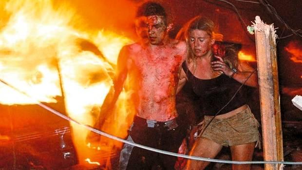 Auch nach dem Bombenanschlag in einer Disco auf Bali 2002 kümmerten sich die Jatzkos um Betroffene