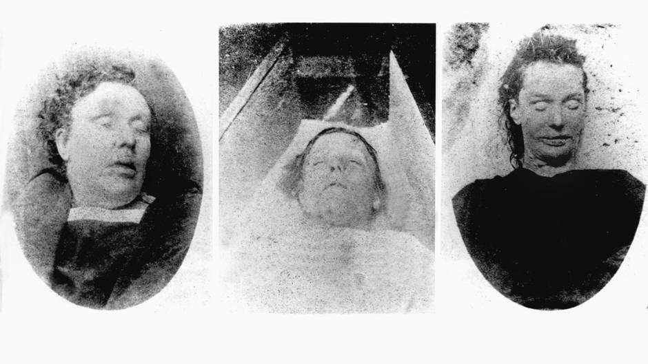 Drei Opfer von Jack the Ripper