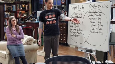 """""""The Big Bang Theory"""": Rührender Abschiedsbrief von Amy-Darstellerin"""