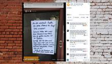 Berlin: So rechnet ein Mann mit seiner Nachbarin ab