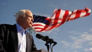 US-Senator John McCain