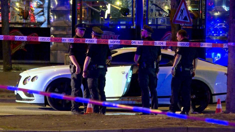 Nachrichten aus Deutschland: Schüsse in Hamburg
