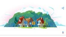 Google Doodle Zugspitze