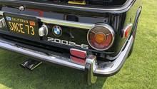 Legends of Autobahn - ein 02er BMW mit sechs Zylindern