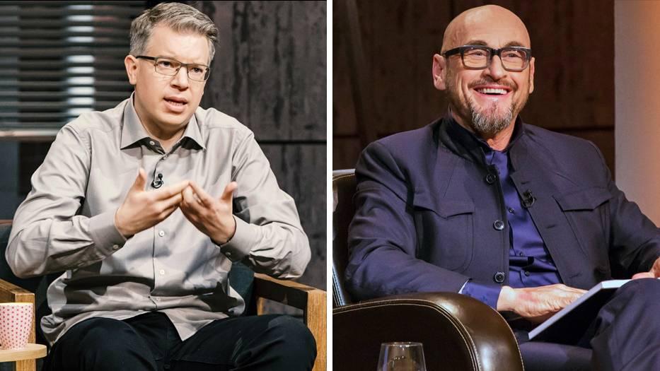 Frank Thelen und Jochen Schweizer