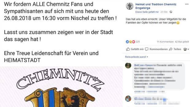 Aufruf Kaotic Chemnitz