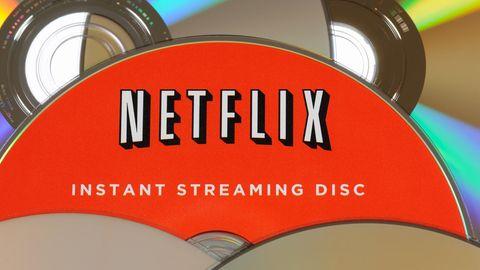Mit DVDs legte Netflix den Grundstein für den Streaming-Dienst