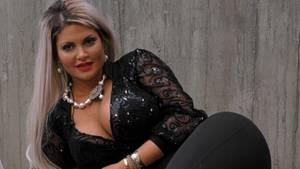 "Sophia Vegas nach ihrem Einzug ins ""Promi Big Brother""-Haus"