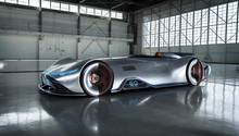 Der Mercedes EQ Silver Arrow hat 550 kW / 750 PS