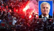 Seehofer will noch abwarten, bevor er sich zu den Ereignissen in Chemnitz äußert