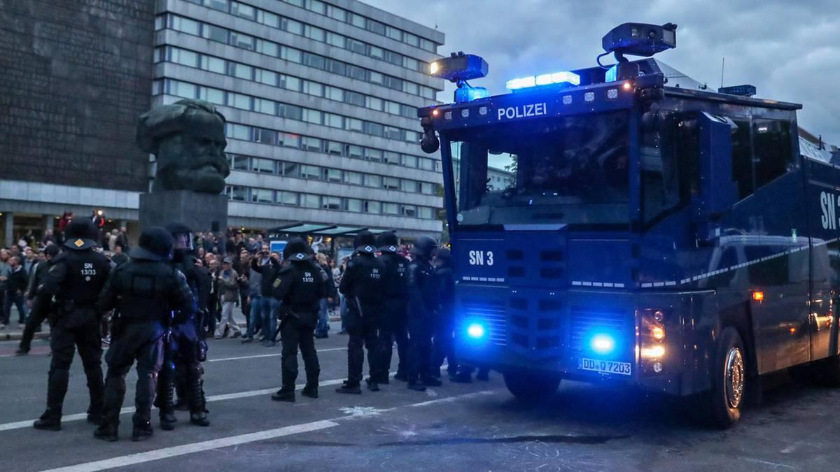 Chemnitz War Die Polizei Schon Wieder überfordert Sternde
