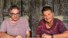 Ingo Reidl und Hartmut Engler von der Band Pur