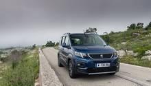 Peugeot Rifter Puretech 110