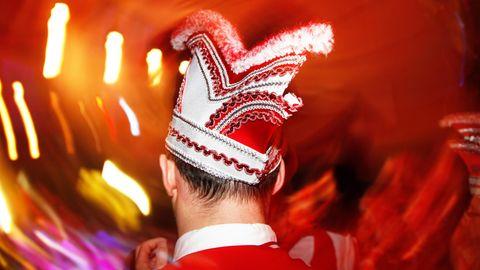 Karneval Mütze