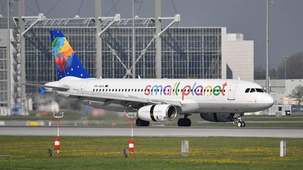 Small Planet Airlines - Flugverspätung - Rhodos - Paderborn