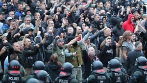 Die rechten Krawallmacher von Chemnitz