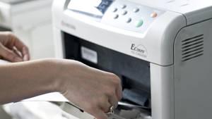 Laserdrucker sind schnell, aber Foto-Drucke gehen schnell ins Geld.