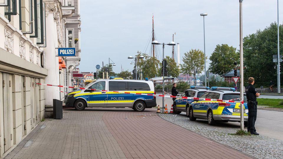 Nachrichten aus Deutschland: Messermann in Flensburg