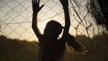 Ohne Schule? Geflüchtetes Kind im Gazastreifen