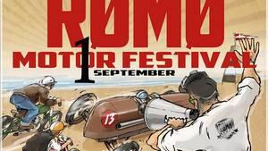 Romo Motorfestival - zum dritten Mal seit 2016 findet die Neuauflage statt