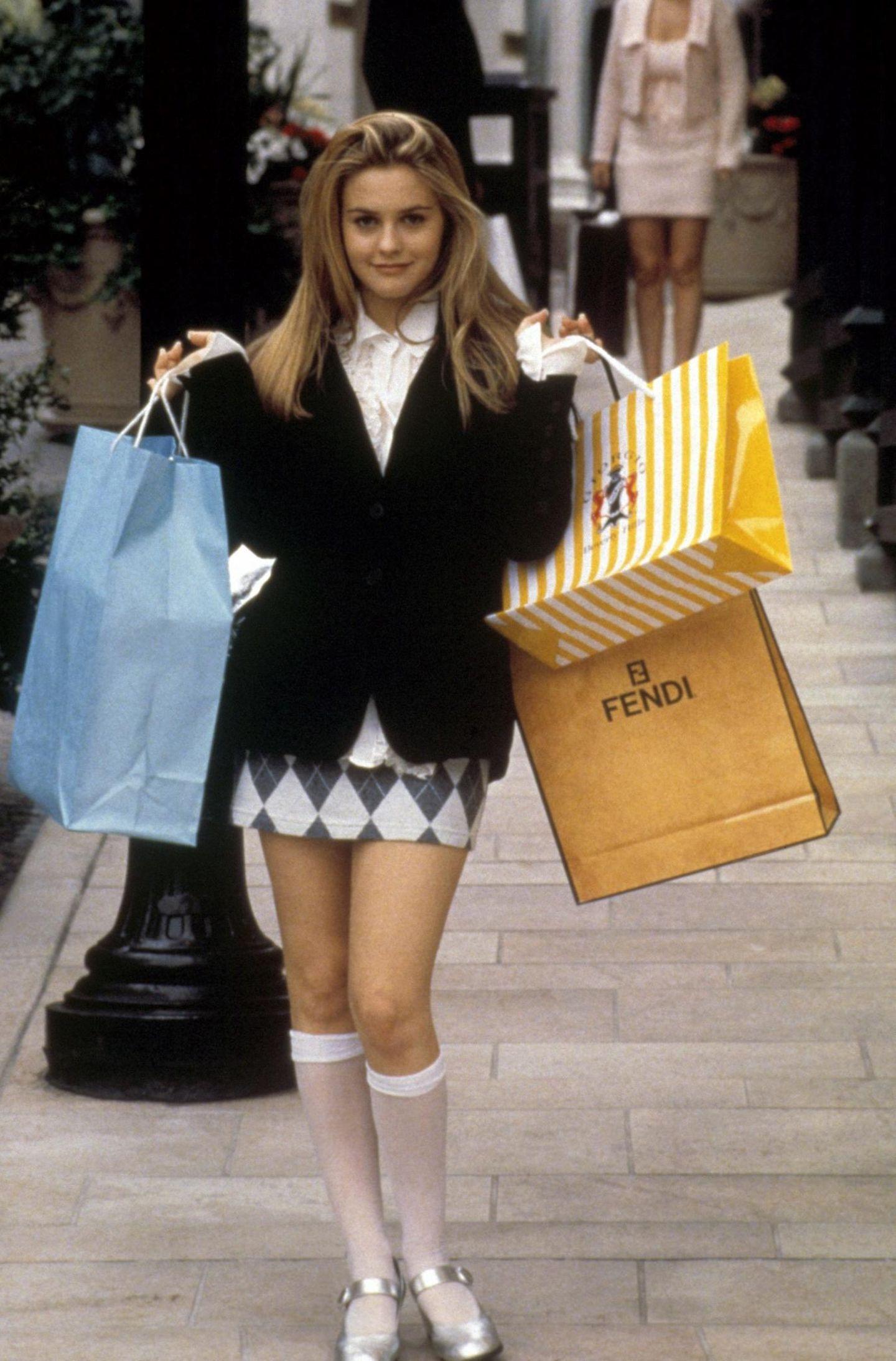 """Cher Horowitz in """"Clueless"""""""