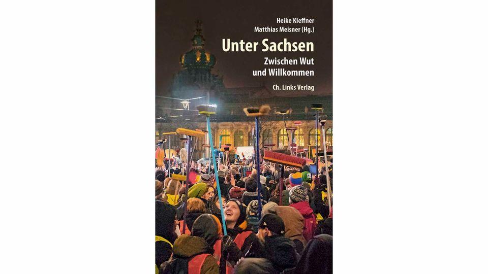 Buchcover Unter Sachsen