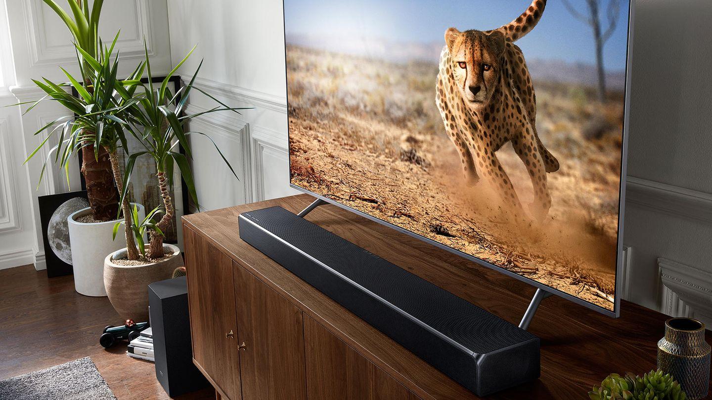 Mit etwas Glück legen Hersteller beim Fernseherkauf noch eine Soundbar drauf.