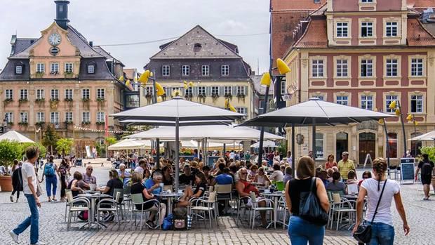 1100 Opfer wurden 2015 von Baden-Württemberg aufgenommen, zum Beispiel in Schwäbisch Gmünd