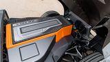 Jaguar E-Type Zero - der Elektromotor leistet 190 kW / 258 PS