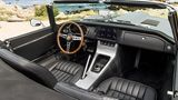 Jaguar E-Type Zero - der Innenraum des Briten