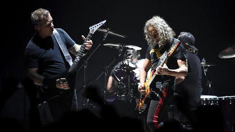 Metallica stellt jetzt Whiskey her