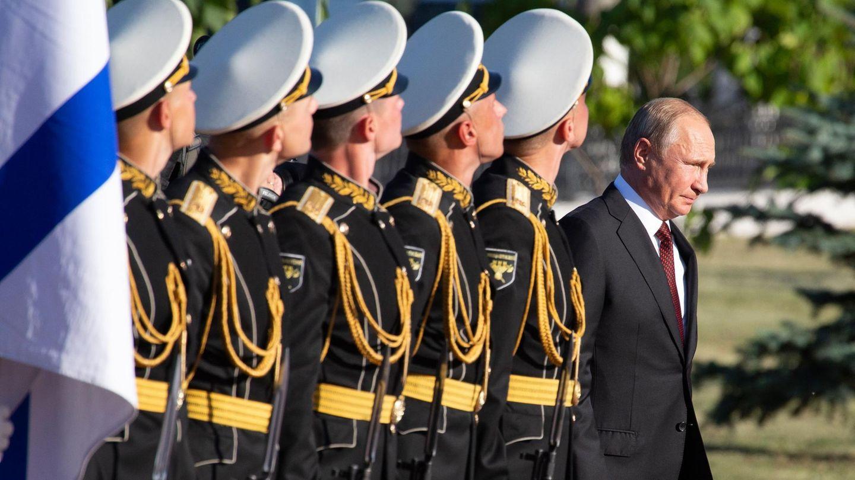 Wladimir Putin gerät wegen einer Rentenreform zunehmend unter Druck