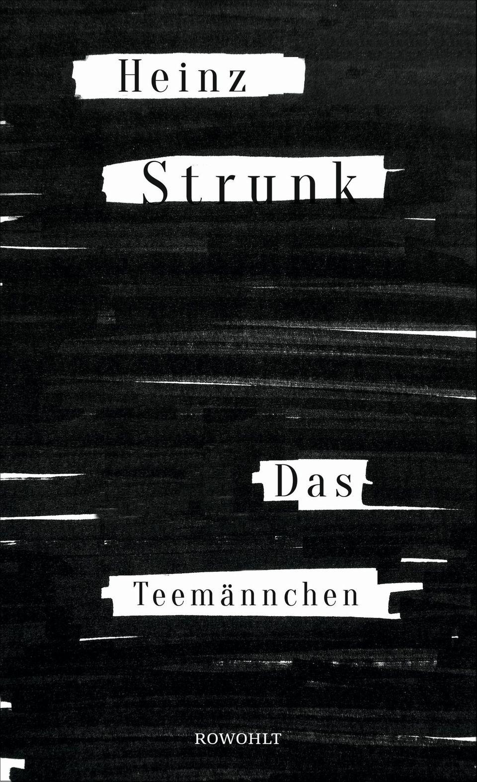 Heinz Strunk Das Teemännchen Cover