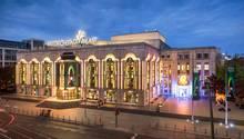 Ein wahrhafter Palast: der Friedrichstadt-Palast