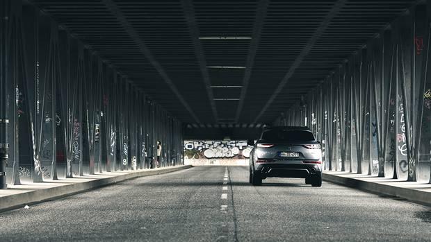 Über die Oberhafenbrücke ging es für Zerletti zurück nach Berlin