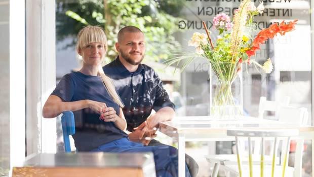 Erfolgreiche Designer: Eva Marguerre und Marcel Besau
