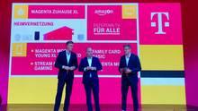 Auf der IFA zeigte die Telekom eine ganze Reihe von Neuerungen
