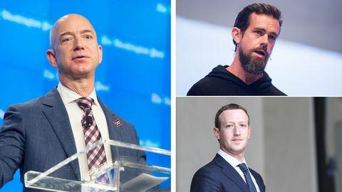 """Facebook in der Krise: Anhörung im US-Senat - das stand auf Mark Zuckerbergs """"Spickzettel"""""""