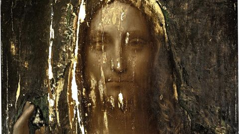 """Leonardo da Vincis """"Salvator Mundi"""": Teuerstes Kunstwerk aller Zeiten"""