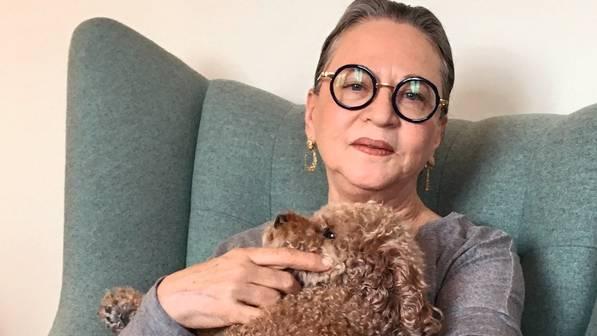 Dianne Modestinilegte den doppelten Daumen frei