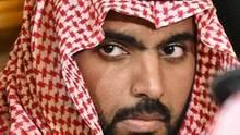 Der mögliche Käufer des Bildes, Badr Bin Abdullah Bin Muhammad Bin Farhan Al Saud