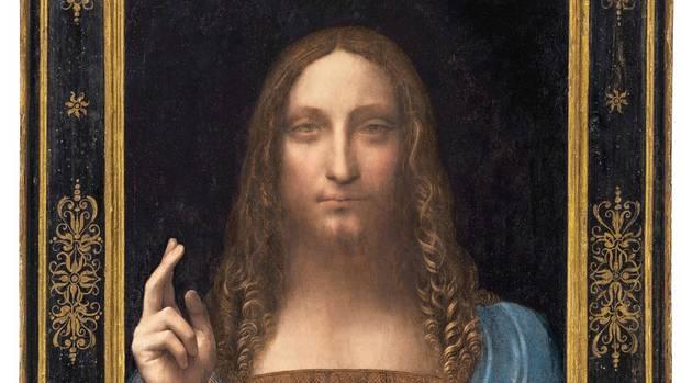 Vollendet: Sechs Jahre dauerte die Restaurierung des Bildes, sein Preis ist seither um das 40.000-Fache gestiegen