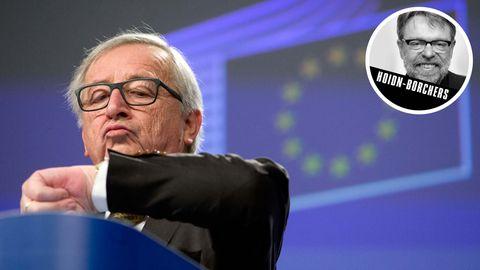 Nach einereuropaweiten Online-Befragung will Jean-Claude Junckerdie Abschaffung der Zeitumstellung empfehlen