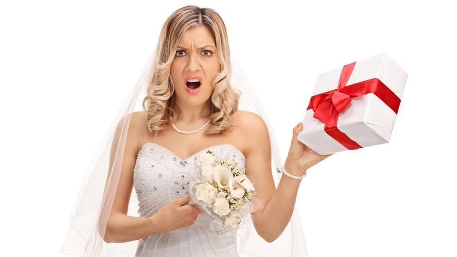 Entspannte Braut oder doch eher Bridezilla? Mit unserem Persönlichkeitstest findest du heraus, welcher Braut-Typ du bist (Symbolbild)