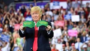Donald Trump in Indiana