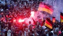 AfD, Pegida, Pro Chemnitz: Warum es heute in Chemnitz wieder knallen könnte
